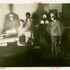 Westinghouse - Men testing vapor lamp