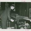 Westinghouse - Man examining machine