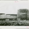 Westinghouse - Building - Under construction with scaffolding