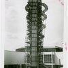 Westinghouse - Building - Construction of decorative pylon