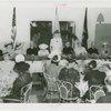 Women's Groups - Men and women at luncheon
