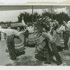 Works Progress Administration - Hungarian folk dancing