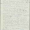 Autograph letter to Emergency Committee, Lyon, 4 Feb., 1941