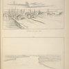No. VII. Buffalo on Lake Erie; No. VIII. The River Niagara flowing into Lake Ontario.