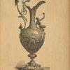 Silver jug. Parisian design.