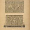 Silver cabinet. Parisian design.