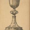 Gilt communion cup.