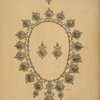 Parure of old coins with filagree mounts by Boucheron, Paris.