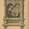 Memorial tablet by L. Falize jun., Paris.
