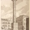 Column of Antonine Piazza Colonna.  - text