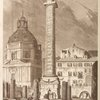 Column of Forum of Trajan.   - text