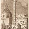 Column of Forum of Trajan.   - text