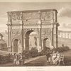 Arch of Constantine.   - text