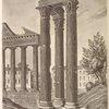 Temple of Jupiter Tonans.   - text