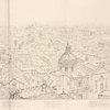 [A panoramic outline of the modern city.] Plate 2nd.