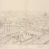 [A panoramic outline of the modern city.] Plate 4th.