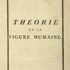 Théorie de la figure humaine, [Half title page]