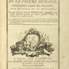 Théorie de la figure humaine considérée dans ses principes soit en repos ou en mouvement, [Title page]