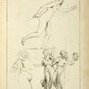One nude and three clothed female figures