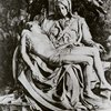 Pieta on Exhibit at Vatican Pavilion