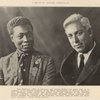 Poet Claude McKay and Max Eastman, editor of the Liberator