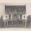 France. Maison Élevée, rue St. Georges.