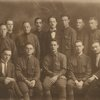 Group portrait with Melville Herskovits, back row, first from left.