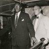 Melville Herskovits and Liberian President William V.S. Tubman