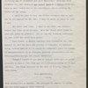Transcription of letter from Charles Brockden Brown to John Blair Linn, 1802