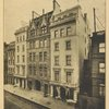 Residences of Mr. Woolworth's daughters - East 80th Street, New York