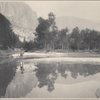 Reflections in Merced River, Yosemite