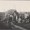 Family of Digger Indians, Lake Tulare, Kings County, California