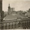 Beginning of demolition of Madison Square Garden