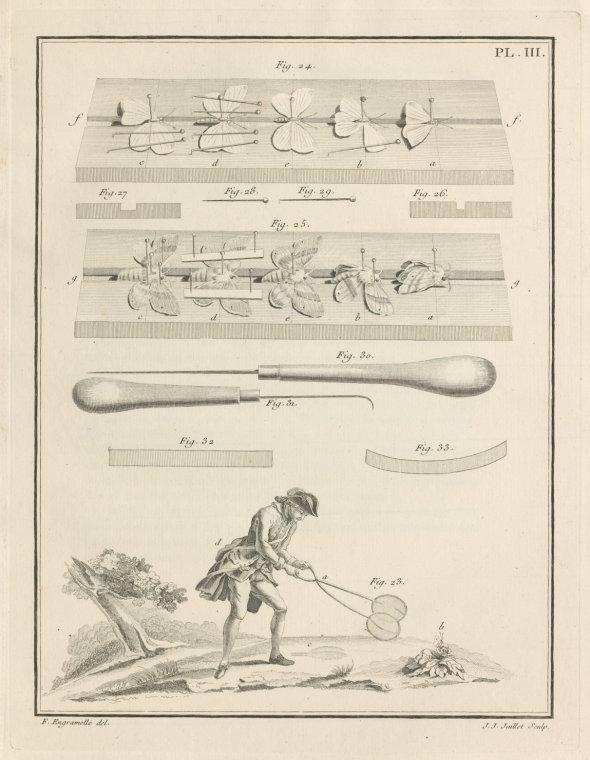 Fascinating Historical Picture of J. J Ernst in 1779