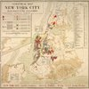 Industrial map of New York City : showing manufacturing industries, concentration, distribution, character