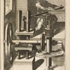 Fig. VI. Chiromylos, contundendis rebus apatus.