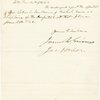 L.S. to President Lincoln.