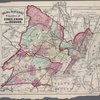 Atlas of New Jersey : Counties of Essex, Union, and Hudson.