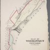 Plan of Weehawken township.