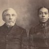Rev. Henry Simons and Laura Simons, Regina Andrews' grandparents
