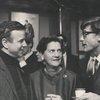 Franco Zeffirelli, Cheryl Crawford and Roddy McDowall