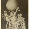 Projet d'un monument à la gloire des frères Montgolfier; terre cuite de Clodion.