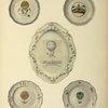 Faïences «au ballon» (1783-1786).