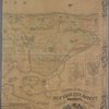 Topographical map of New York City, County and vicinity : showing old farm lines &c.