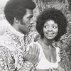 Clifton Davis and Jonelle Allen in a scene from Two Gentlemen of Verona
