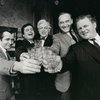 Walter McGinn, Paul Sorvino, Richard A. Dysart, Michael McGuire and Charles Durning in That Championship Season