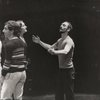 "Don Percassi, Michael Bennett and Marvin Hamlisch during rehearsal for ""A Chorus Line"""