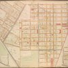 Queens, Vol. 2, Double Page Plate No. 23; Part of Ward Two East Williamsburgh; [Map bounded by Putnam Ave., Madison St., Boundary Line Between Borough of Queens and Brooklyn, Suydam St., Woodard Ave.; Including Metropolitan Ave., Fresh Pond Road, Almetto St., Woodbine St.]; Sub Plan No. 1; [Map bounded by Suydam St., Flushing Ave., Woodard Ave., Onderdonk Ave.; Including Willoughby Ave., Starr St., Troutman St.]; Sub Plan No. 2; [Map bounded by Woodard Ave., Flushing Ave.; Including Metropolitan Ave.]