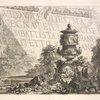 Le Magnificenze di Roma. [Title page]