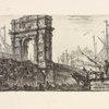 Arco di Trajano in Ancona.